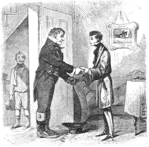 pip s visit to newgate prison in great expectation In great expectations, wemmick and pip visit the prison while pip is awaiting the arrival in london of estella on 6 july 1840 charles dickens, along with his friend and fellow writer william makepeace thackeray , attended the public hanging of françois benjamin courvoisier outside the prison.
