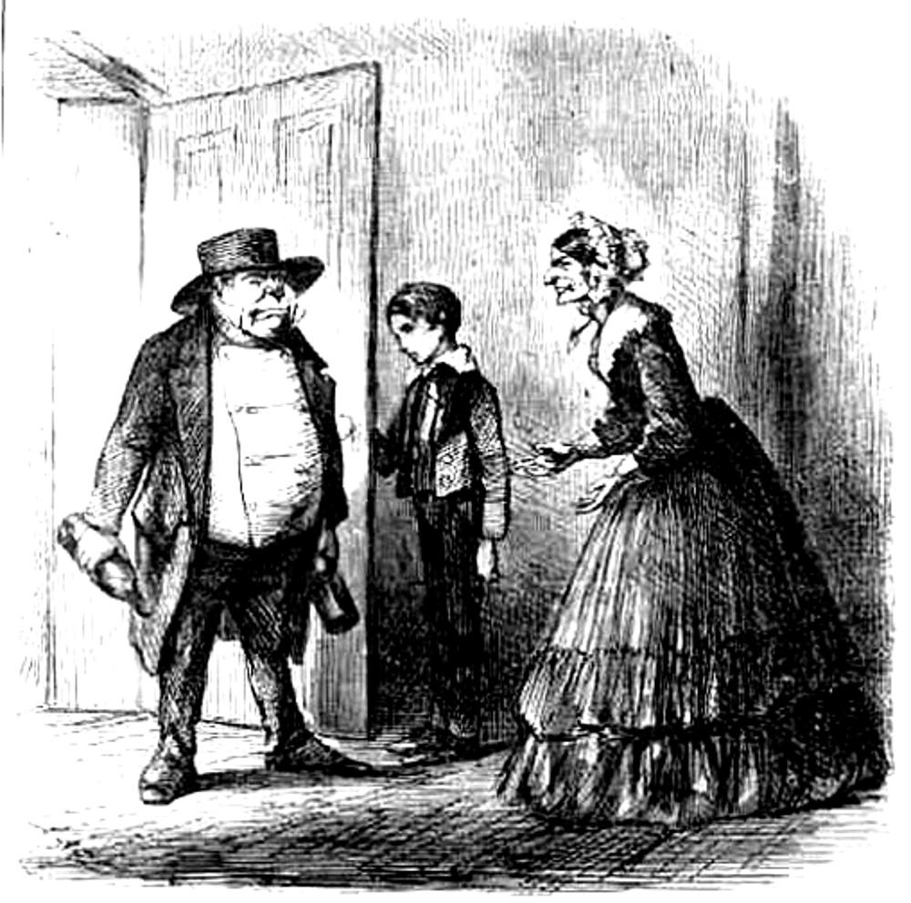 the importance of mrs joe in great expectations by charles dickens Great expectations has several themes important to dickens which he knew from personal great expectations is one of charles dickens' best mrs joe gargery.