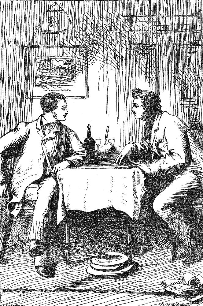 pip and herbert relationship in great expectations