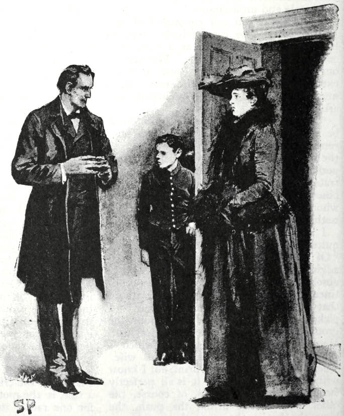 Sherlock Holmes Welcomed Her