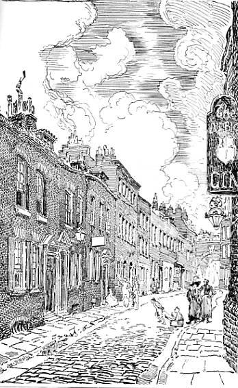 London Street, Limehouse