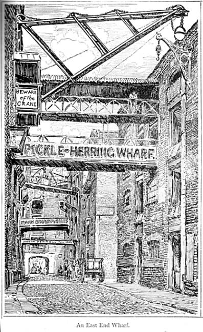 An East End Wharf