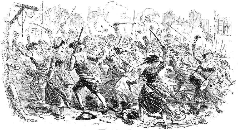 "tale of two cities violence ""a tale of two cities"" written in 1859 by charles dickens is a historical  into  future thus becoming in a way the enabler of violence contrary to."