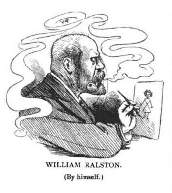 william ralston illustrator book cover designer photographer