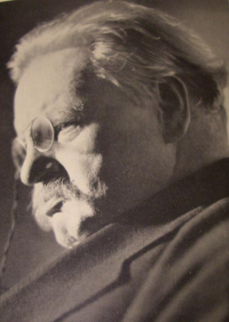 gk chesterton collected essays Wondering where to get started with gk chesterton not sure  essays 1 in  defense of sanity, the best essays of gk chesterton 2  3 collected poetry.