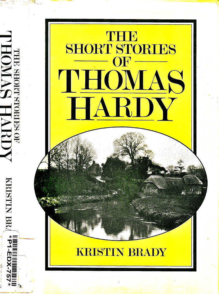 Criticism of hardys short stories 1982 2017 a particular kind of subject matter but also a correspondingly distinct narrative perspective which gives to the volume its own coherence and integrity fandeluxe Images