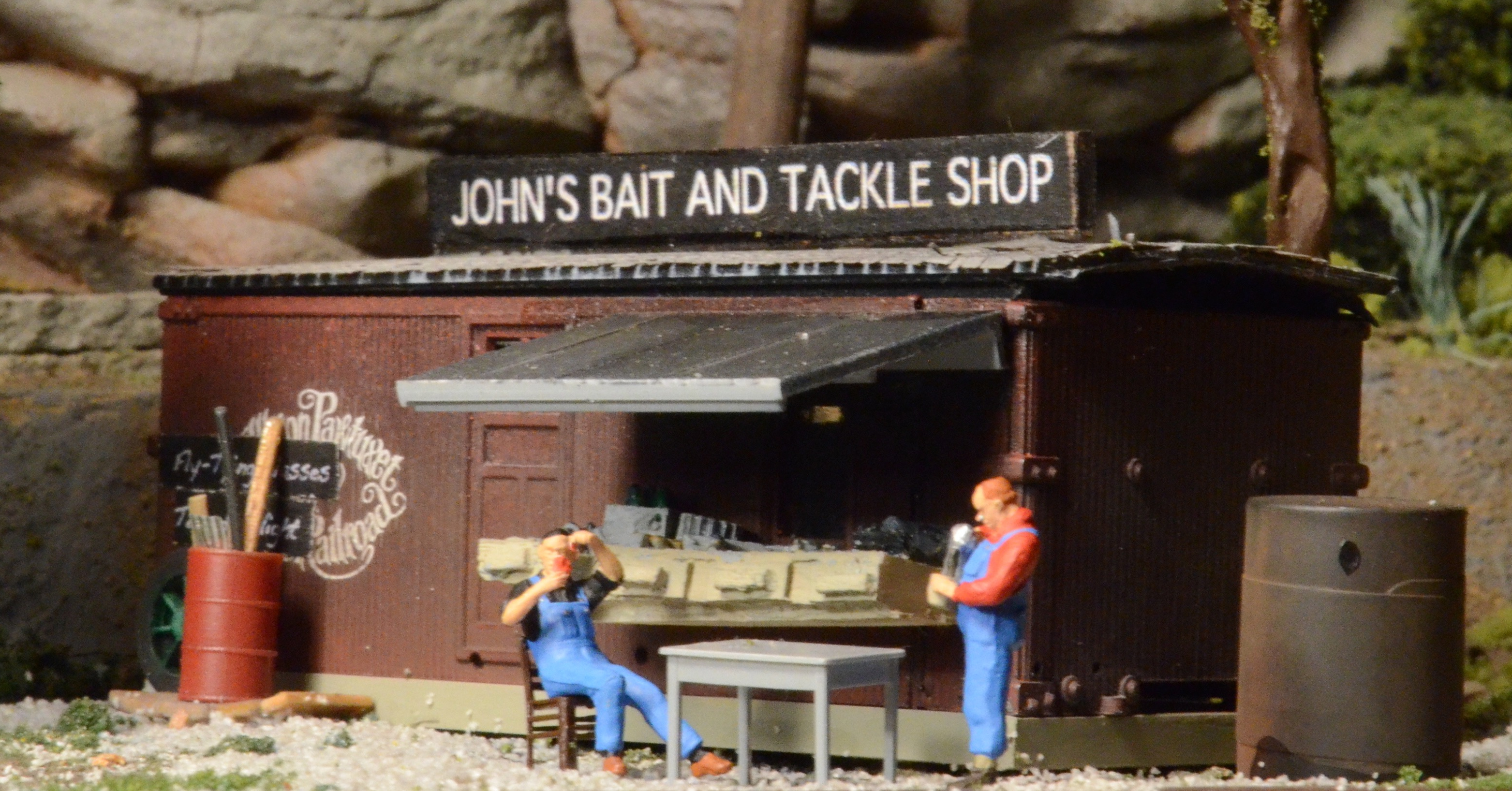 john u2019s bait and tackle shop