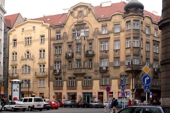 Art Nouveau Prague