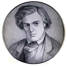 Rossetti's drawing of Woolner