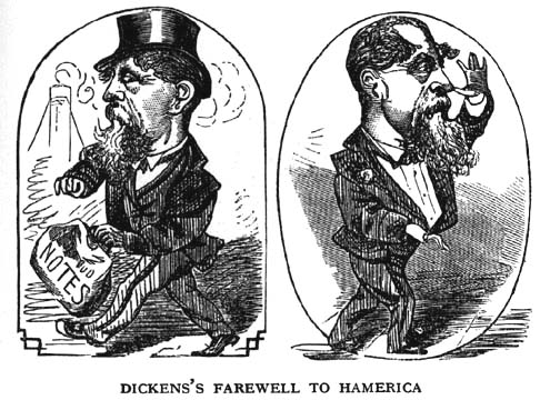 Dickens's Farewell to Hamerica
