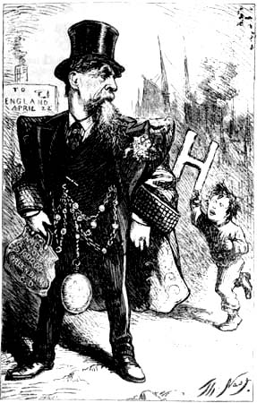 Charles Dickens and the Honest Little Boy