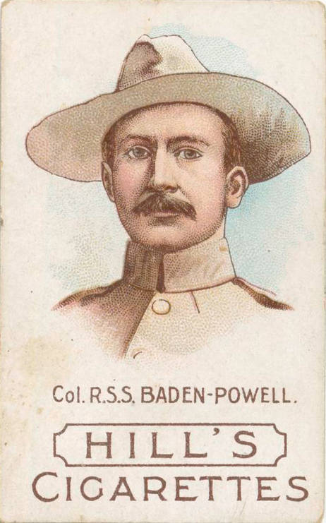 Col. R. S. S. Baden-Powell