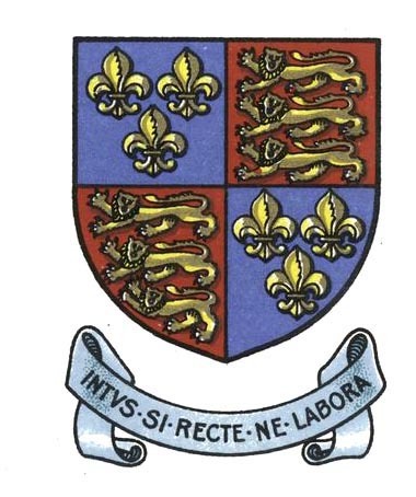 Shrewsbury School coat of arms