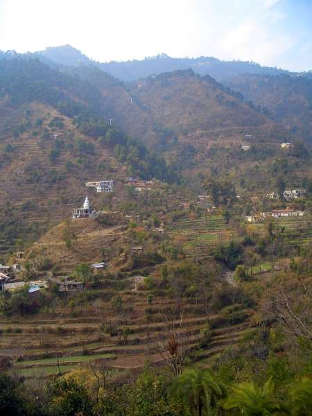 Ascent to Simla