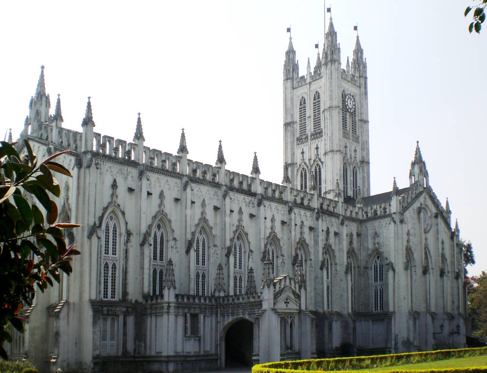 Ten Churches of British India