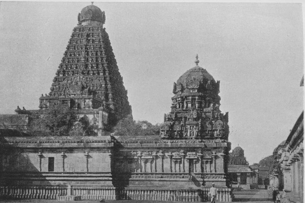 Hindu (Dravidian) Architecture in India , 1350-1750 A D