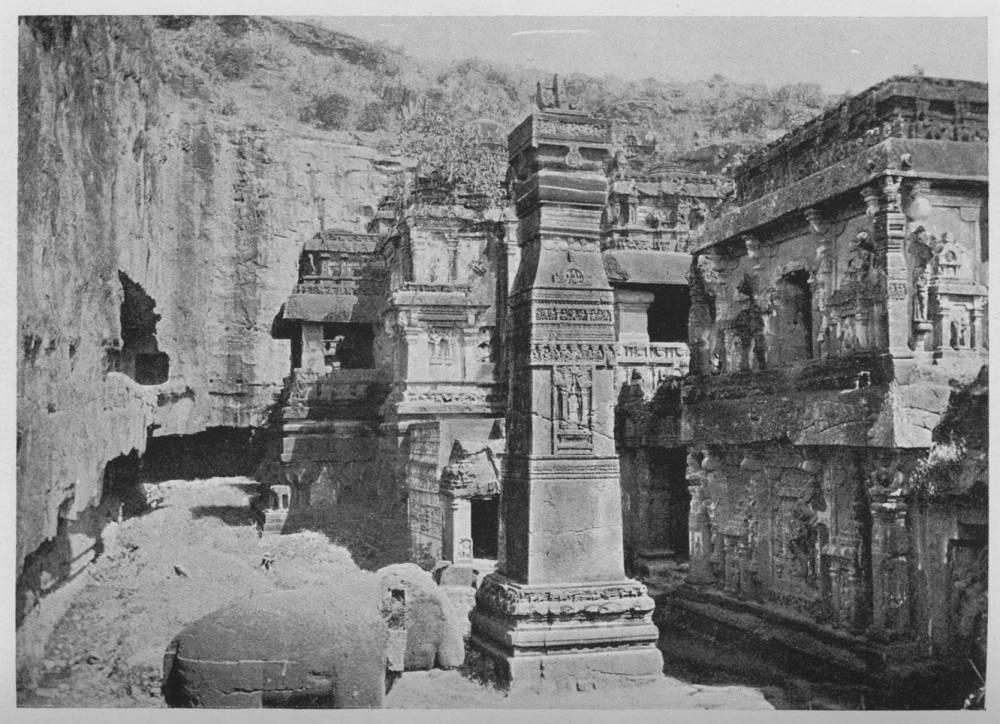 Hindu (Dravidian) Architecture in India , 1350-1750 A D