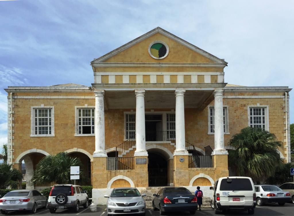 Georgian Jamaica And Its Public Buildings