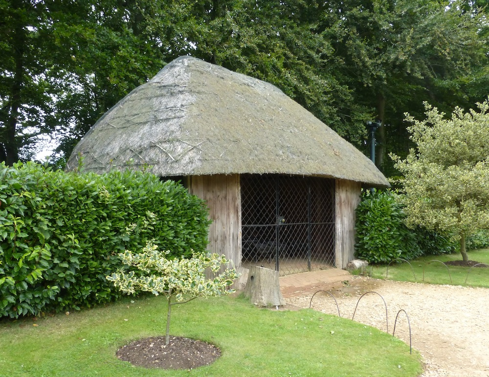 Thatched Summer House At Osborne