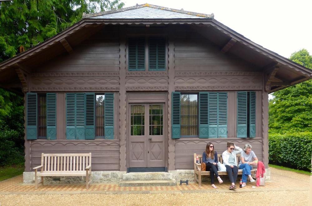 Swiss Cottage Museum At Osborne