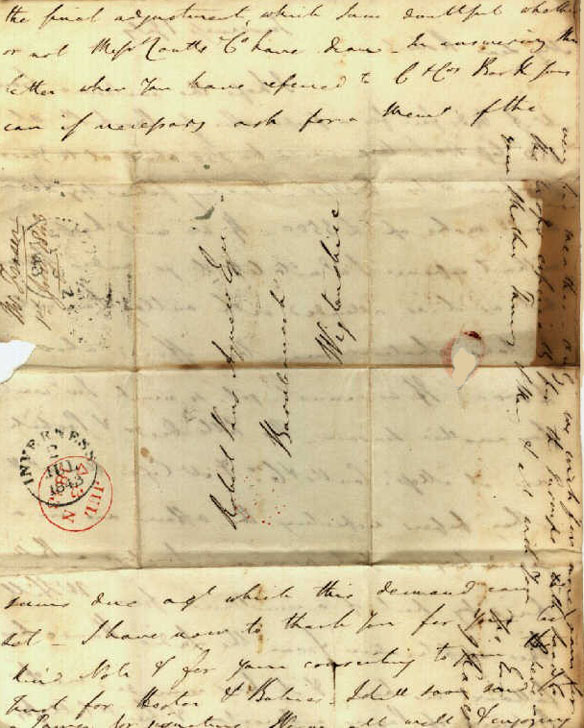 letter cover