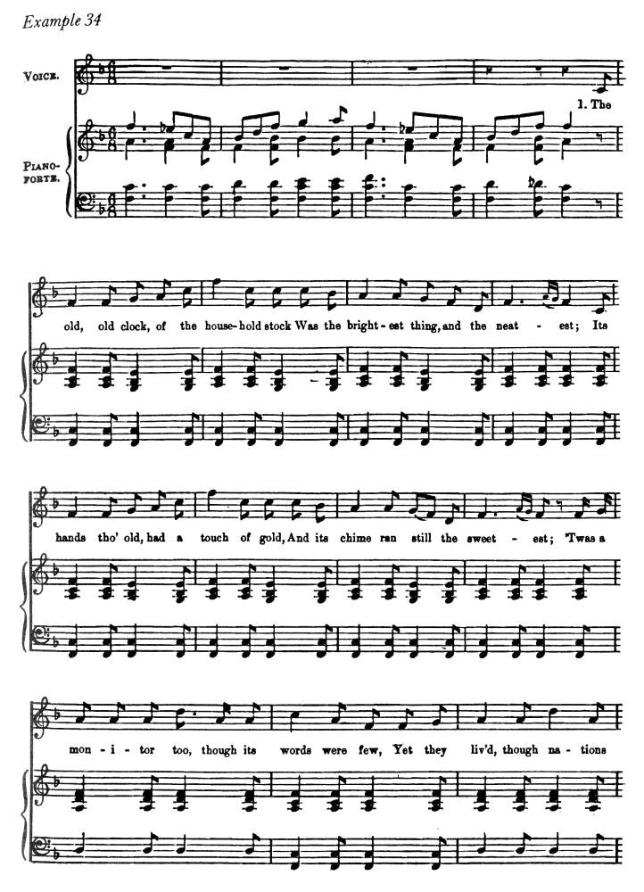 Piano i see the light piano sheet music : 7. A Best-selling Formula?