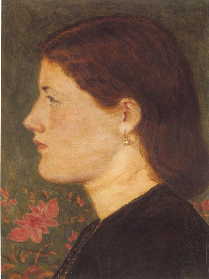 Profile Portrait of Ellen Smith