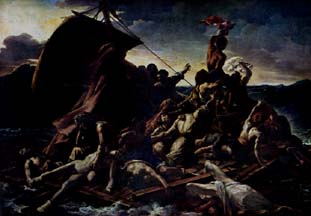 Gericault's Raft of the Medusa