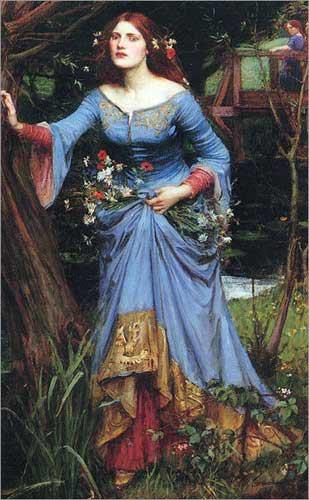 Waterhouse's Versions of Ophelia  Waterhouse'...
