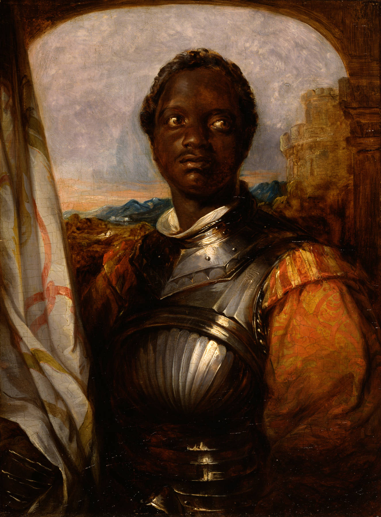 the traits of manhood in the four main characters in the play othello Not having to prove his manhood or  starting with the first lines of the play, othello  this expository scene serves to introduce many of the main characters.