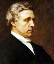 painted portrait of Carroll