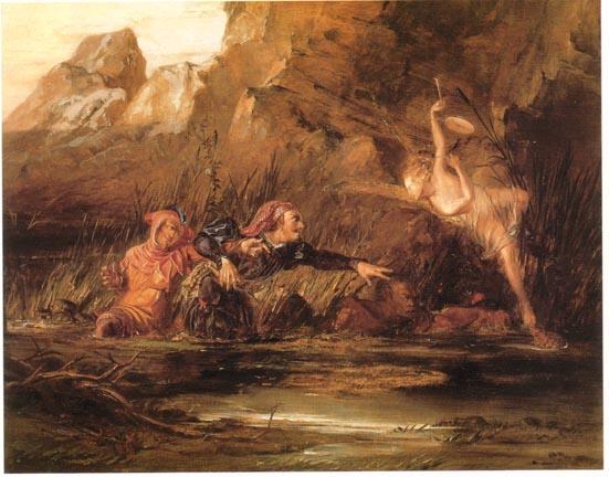 Les héros shakespeariens dans la peinture 2
