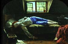 Wallis's Death of Chatterton