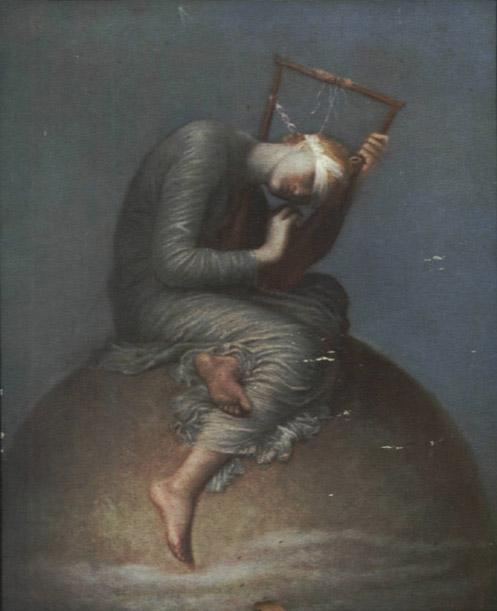 Hope by George Frederic Watts RA (1817-1904)