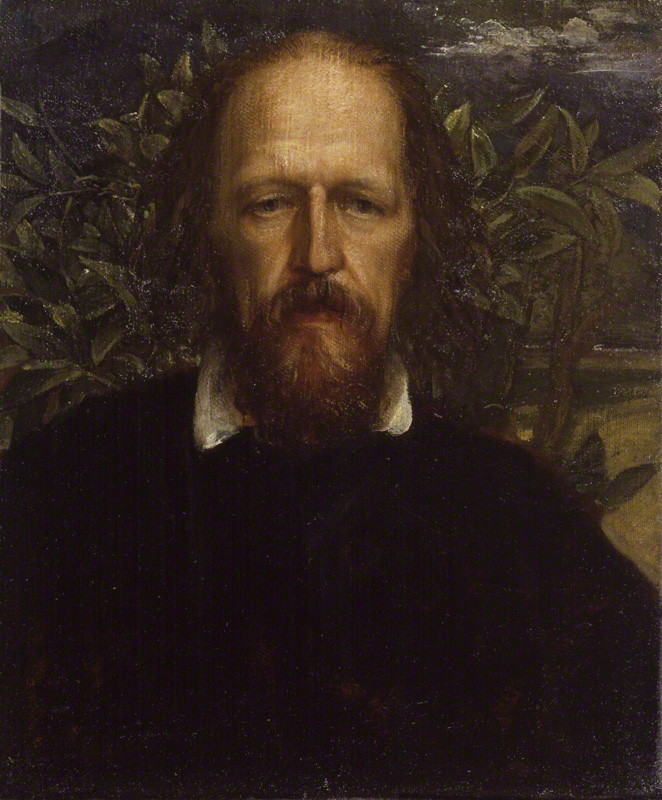 G. F. Watts' Portrait of Tennyson