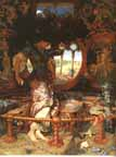Hunt's Lady of Shalott