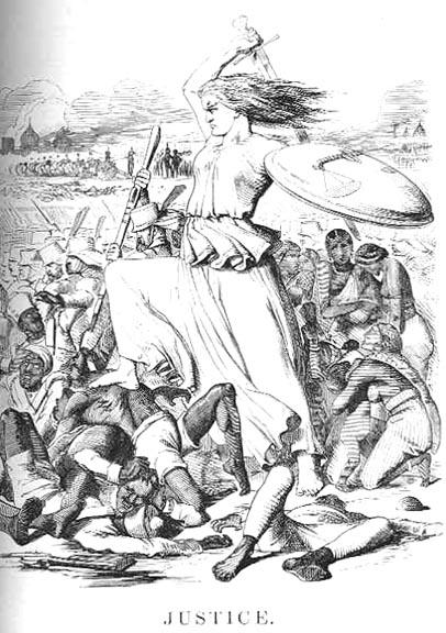John Punch Lewis : Justice