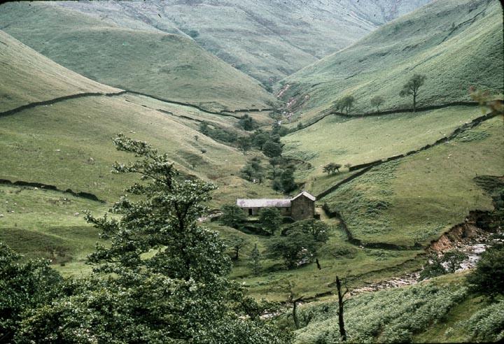 Sheep Farm in the Peak District – Peak Park Planning