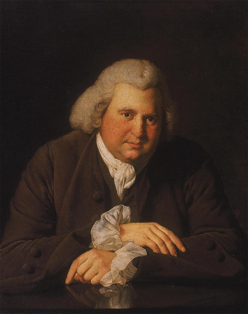 Erasmus Darwin radical