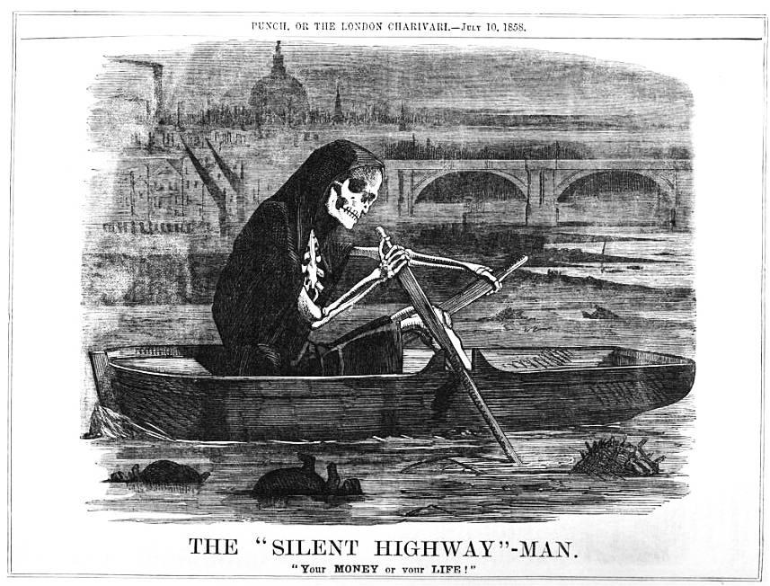 John Snow and Waterborne Diseases