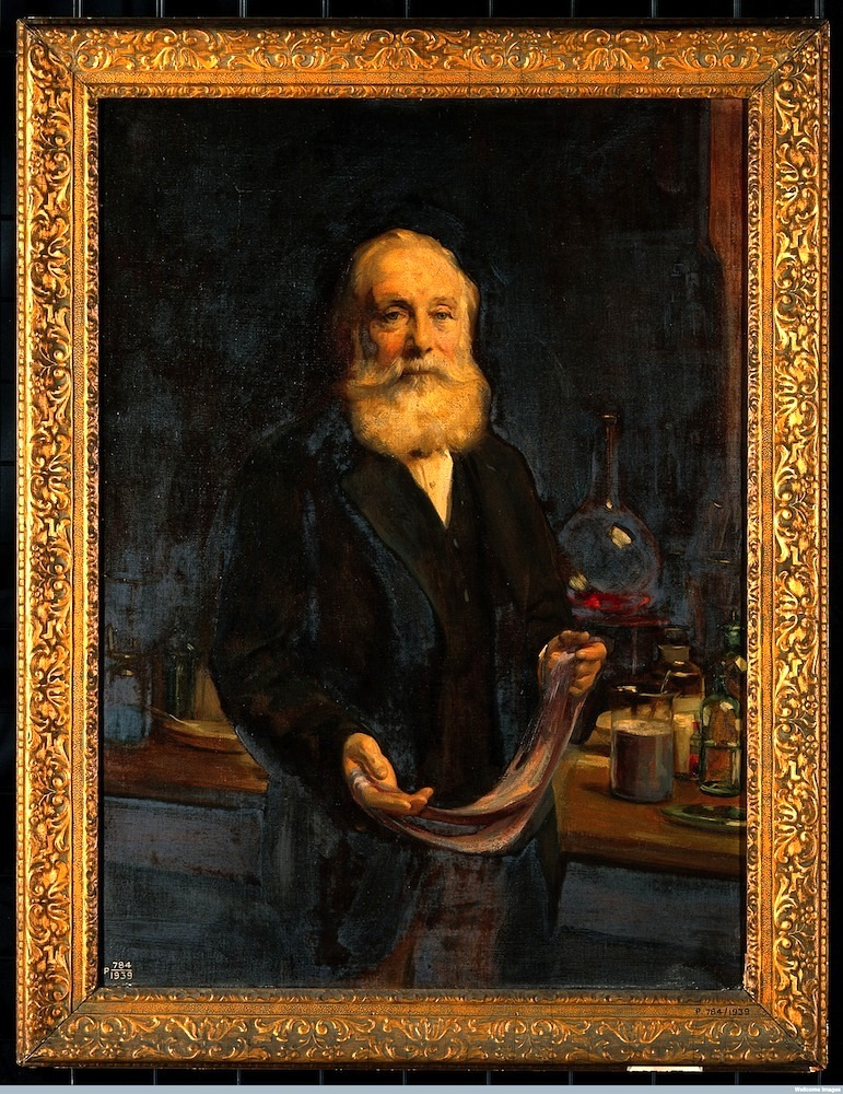Sir William Henry Perkin and the Coal-Tar Colours
