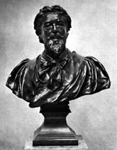 Brock's bust of F. Leighton