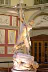 Flaxman's St Michael Overcoming Satan