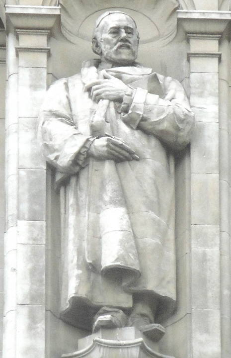 Statue of Watts on V&A