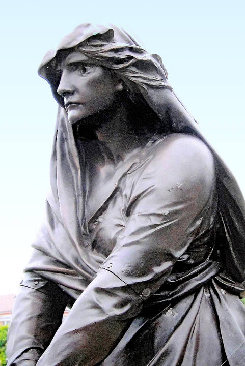 Gower's sculpture of Lady Macbeth