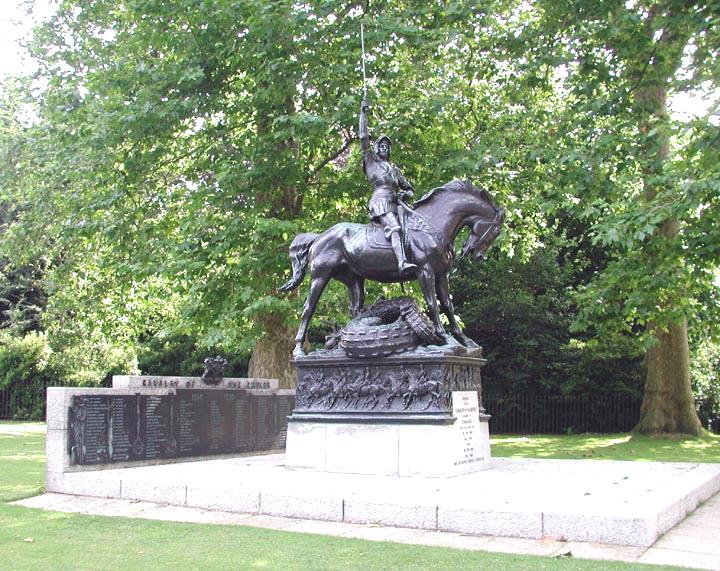 Hyde Park Monuments Hyde Park London