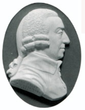 portrait of Adam Smith by J. Tassie