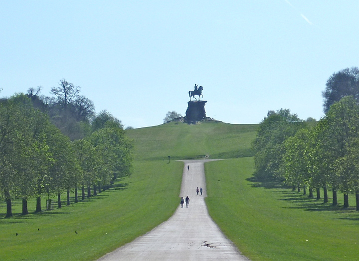 The Copper Horse Windsor Great Park By Richard Westmacott