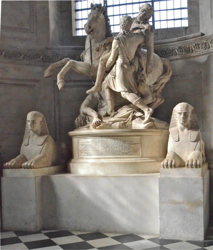Richard Westmacott S Abercrombie Monument St Paul S