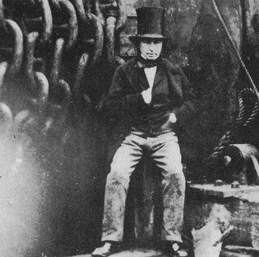 Isambard Kingdom Brunel The Little Giant